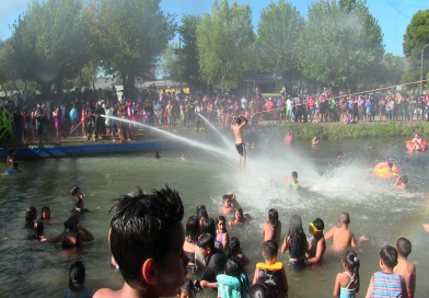 Continúa Fiesta de Verano en Curanilahue