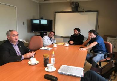 Alcalde compromete apoyo para gestionar mejoras en Hospital Provincial