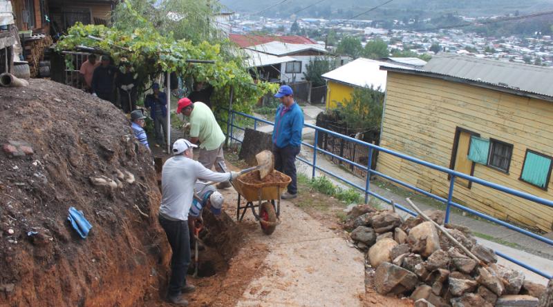 30 obras se ejecutan para mejorar infraestructura en Curanilahue