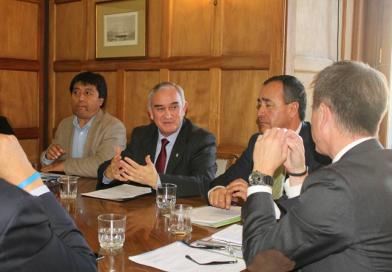 Alcaldes de Arauco insisten en un trato preferencial hacia la provincia