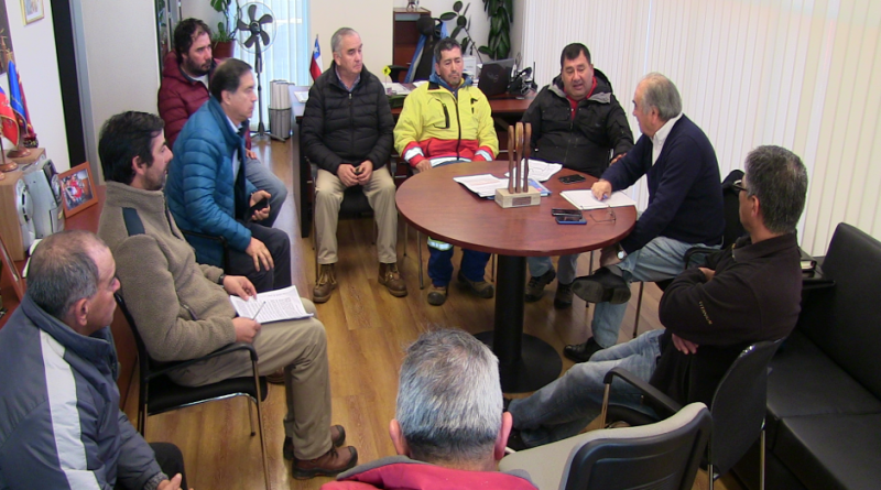 Autoridades intervienen asegurando mejores condiciones  a trabajadores forestales
