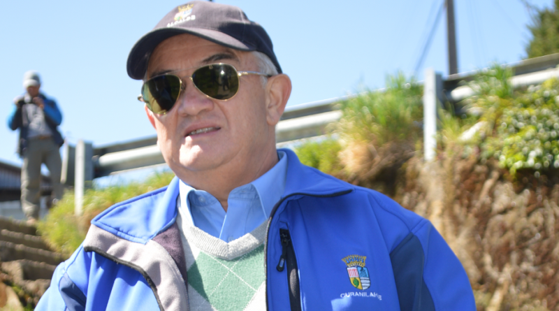 Alcalde anuncia la ejecución de emblemáticos proyectos