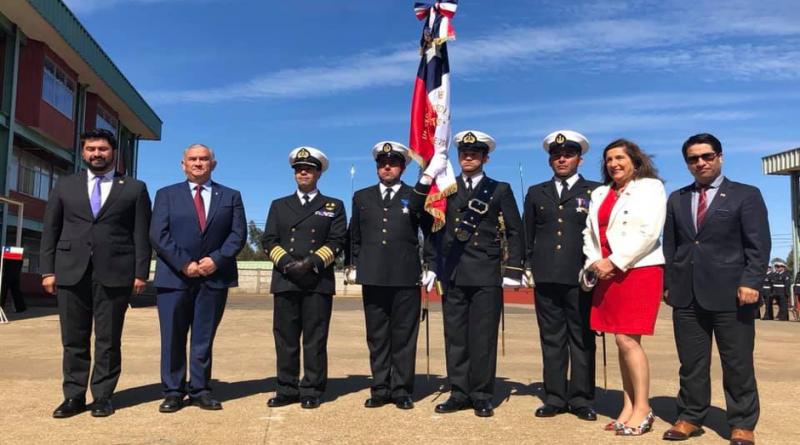 Municipio afianza vínculos con la Armada de Chile