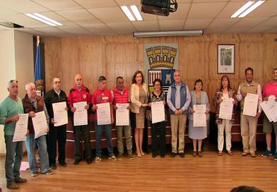 Millonario aporte municipal a organizaciones comunitarias