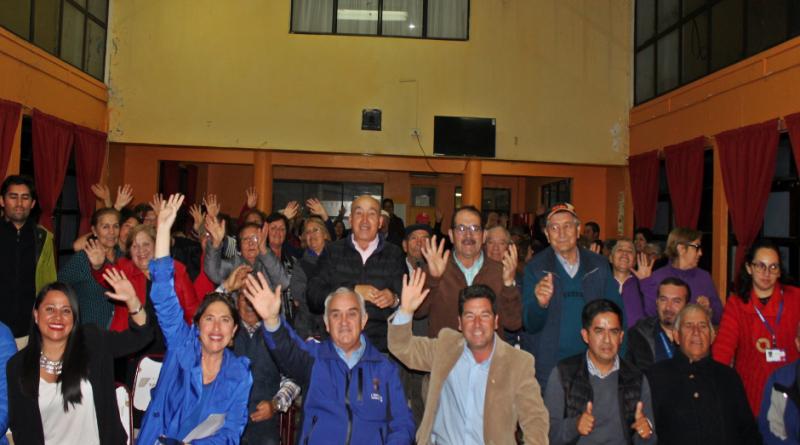Programa Quiero Mi barrio beneficiará a 1800 habitantes de Curanilahue