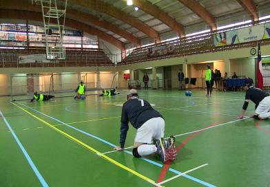 Curanilahue organizó torneo regional de Goalball