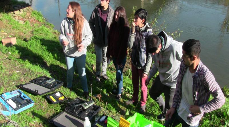 Analizan aguas de tramo de río navegable