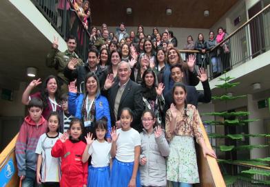 Convenio Municipio/Sernameg beneficia a miles de mujeres