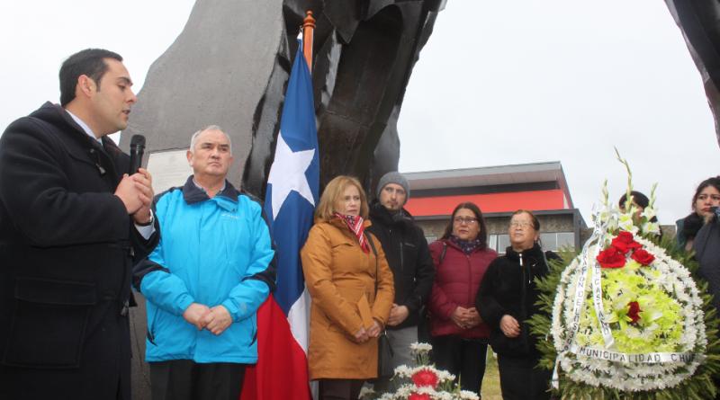 Inauguran memorial de 21 mártires del Carbón
